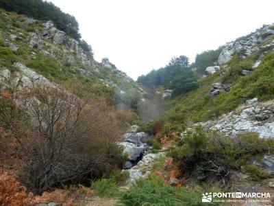 Carro del Diablo - Valle del Lozoya; refugio elola ofertas viajes fin de semana album de fotos